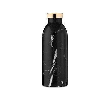 24 Bottles Clima Bottle 500 ml Black Marble