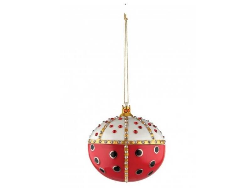 Alessi Home Ornament Re Coccinello