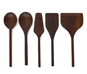 Serax Pure Kitchen Tools Wood 5 pcs.