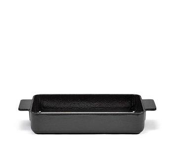 Serax Surface Oven Dish Cast Iron 31,5/20 Black