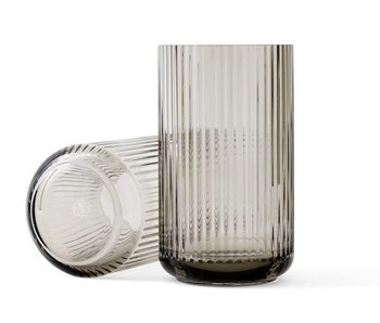Lyngby Porcelaen Vase Smoke 25 cm