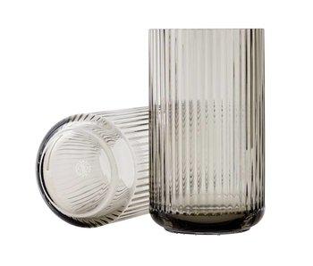 Lyngby Porcelaen Vase Smoke 31 cm