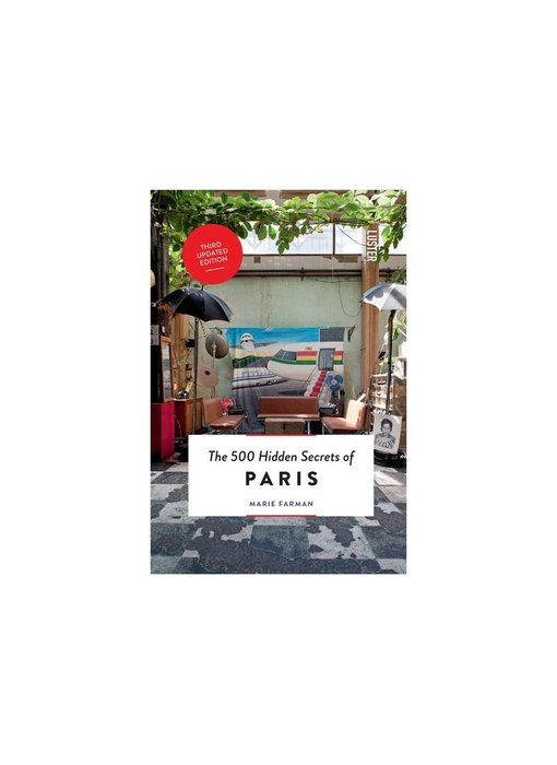 Luster The 500 Hidden Secrets Of Paris