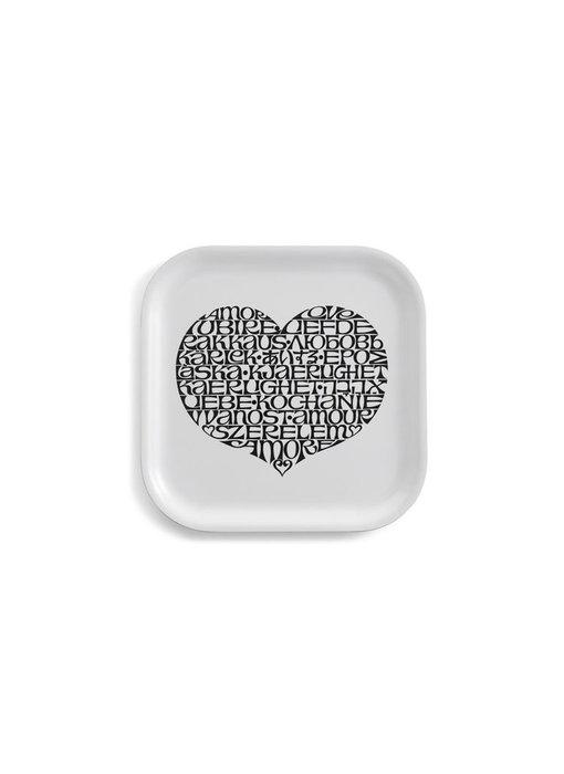 Vitra Tray Small International Love Heart