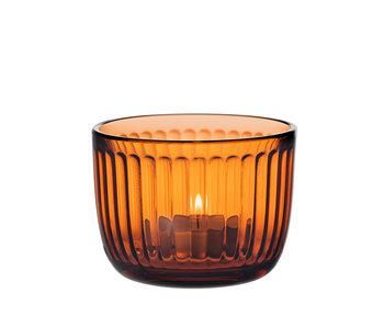 Iittala Raami tealight candleholder Sevilla Orange