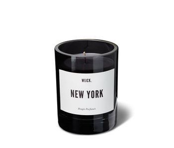 Wijck Scented Candle New York Smokey Black