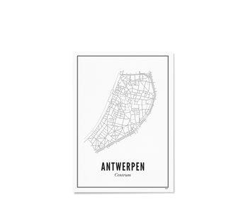 Wijck Poster Antwerp Centre 21/30