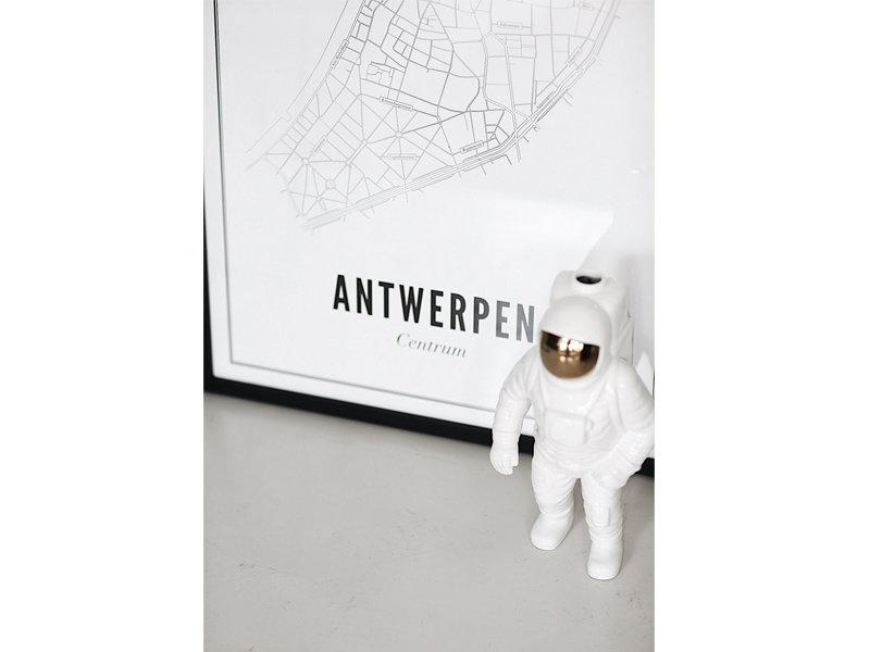 Wijck Poster Antwerp Het Zuid 21/30