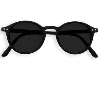 Izipizi Sunglasses #D Black +0