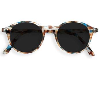 Izipizi Sunglasses #D Blue Tortoise +0
