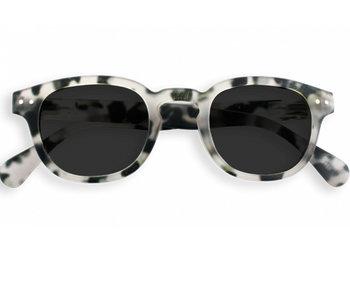 Izipizi Sunglasses #C Marble Grey +0