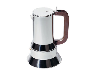 Alessi 9090 Espresso Coffee Maker 6-Cups