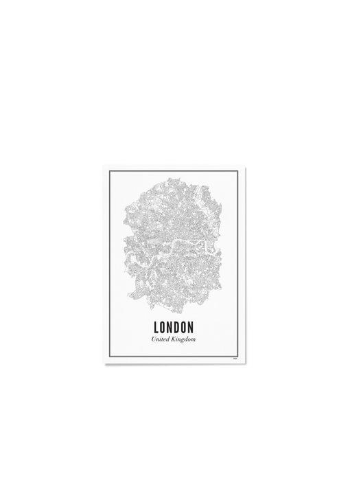 Wijck Poster London City 21/30