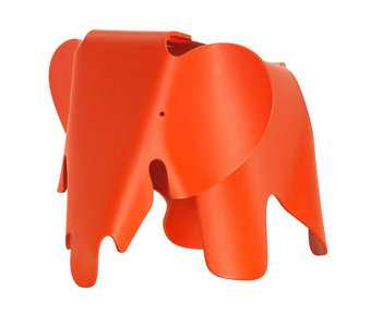 Vitra Eames Elephant Poppy Red