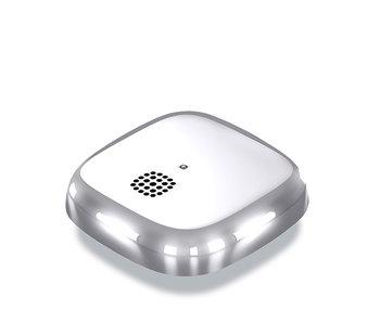 Jalo Helsinki Kupu 10 Smoke Alarm Chrome