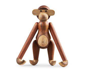 Kay Bojesen Monkey Medium Teak and Limba