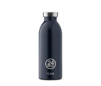 24 Bottles Clima Bottle 500 ml Deep Blue