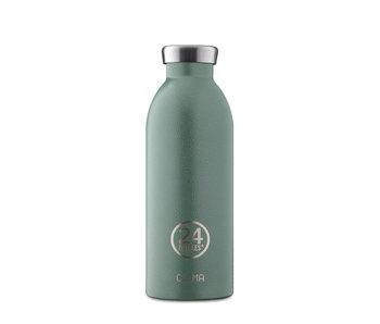 24 Bottles Clima Bottle 500 ml Moss Green