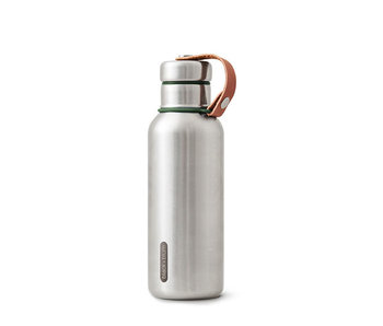 Black+Blum Insulated Water Bottle Olive 500 ml