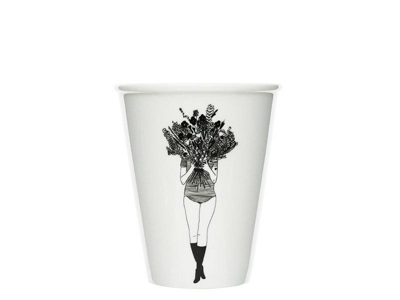 Helen B Cup Flower Girl