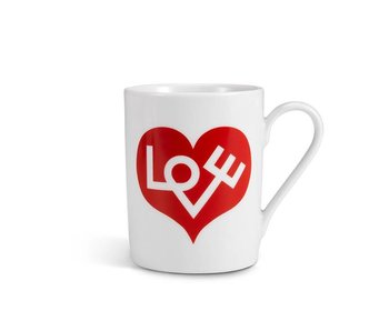 Vitra Coffee Mug Love Red