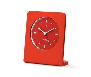Punkt Alarm Clock Red