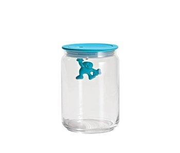 Alessi Gianni Jar 90 cl Light Blue
