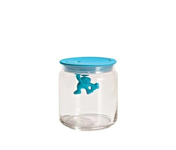 Alessi Gianni Jar 70 cl Light Blue