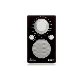 Tivoli Audio PAL BT Black/White