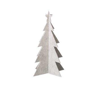Lubech Living Oohh Xmas Kerstboom Wit 25 cm