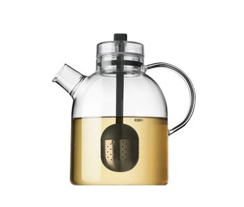Menu Kettle Teapot Glass