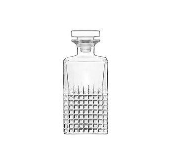 Luigi Bormioli Mixology Charme Bottle w. Glass Stopper