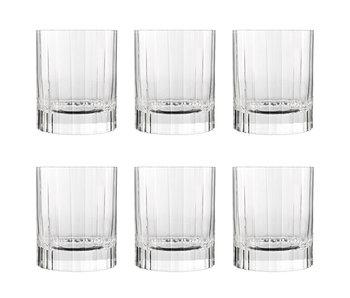 Luigi Bormioli Bach Whiskyglas Set 6 pcs