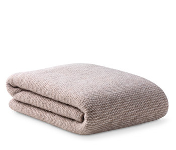 Vipp Wool Blanket Brown