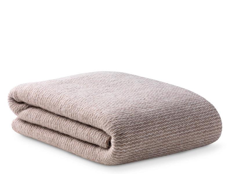 Vipp 112 Wool Blanket Brown