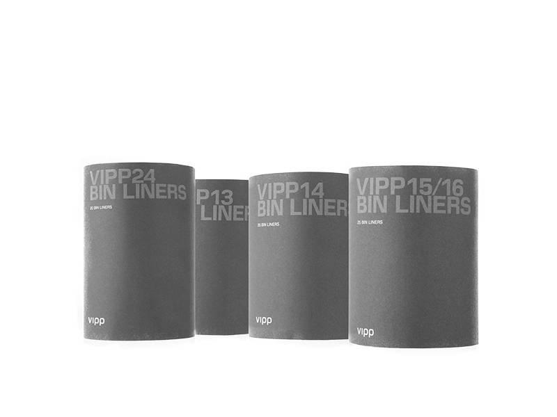 Vipp Bin Liners for Vipp 1 Roll