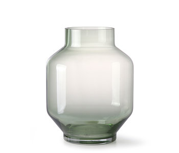 HK Living Glass Vase Green L