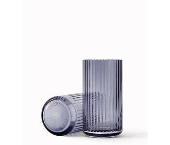 Lyngby Porcelaen Vase Midnight Blue 20 cm
