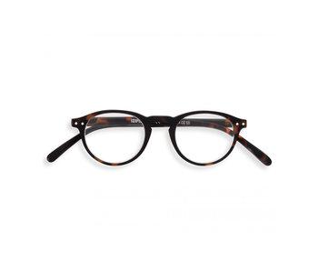 Izipizi Reading Glasses - Leesbril #A Tortoise +