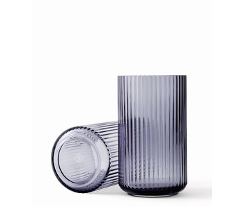 Lyngby Porcelaen Vase Midnight Blue 25 cm