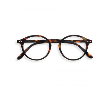 Izipizi Reading Glasses - Leesbril #D Tortoise +