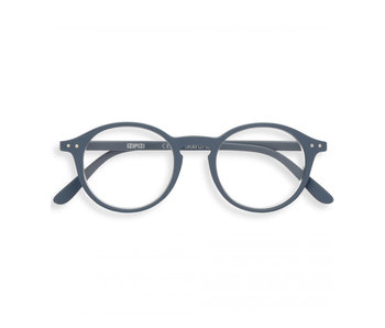 Izipizi Reading Glasses - Leesbril #D Grey UIT +
