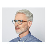 Izipizi Reading Glasses - Leesbril #D Grey UIT +