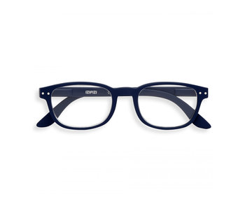 Izipizi Reading Glasses - Leesbril #B Navy Blue +