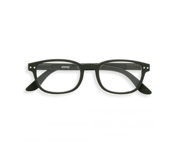 Izipizi Reading Glasses - Leesbril #B Kaki +