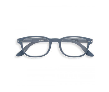 Izipizi Reading Glasses - Leesbril #B Grey UIT +