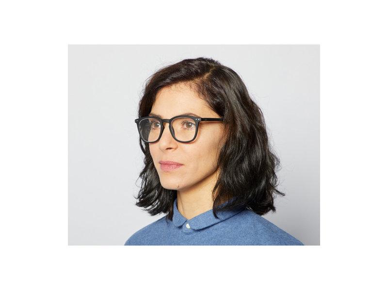 Izipizi Reading Glasses - Leesbril #E Black +