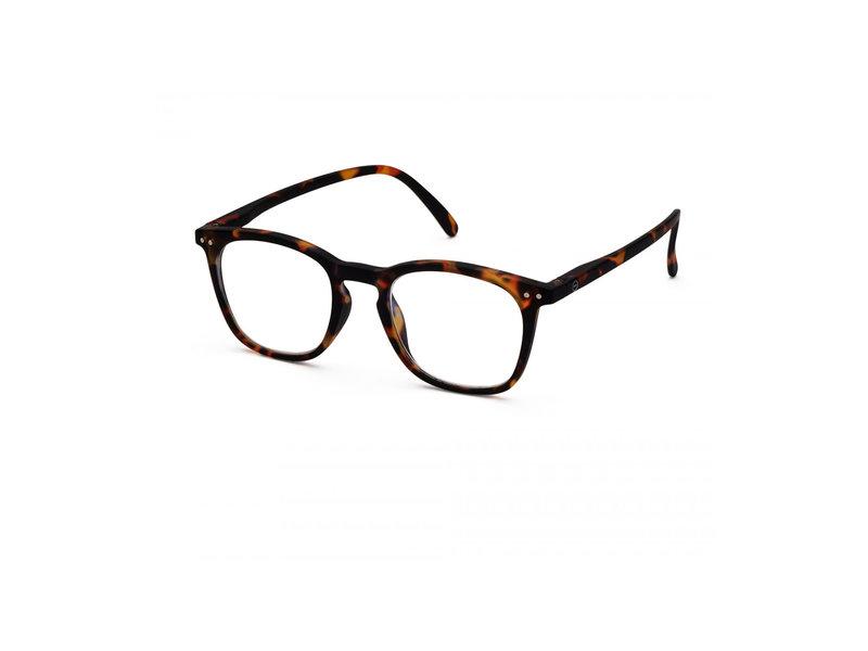 Izipizi Reading Glasses - Leesbril #E Tortoise +