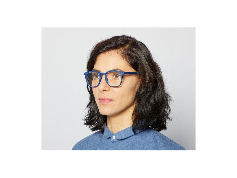 Izipizi Reading Glasses - Leesbril #E Navy Blue +