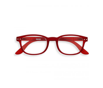 Izipizi Reading Glasses - Leesbril #B Red +